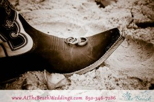 Orange Beach Wedding Rings Cowboy Style.jpg